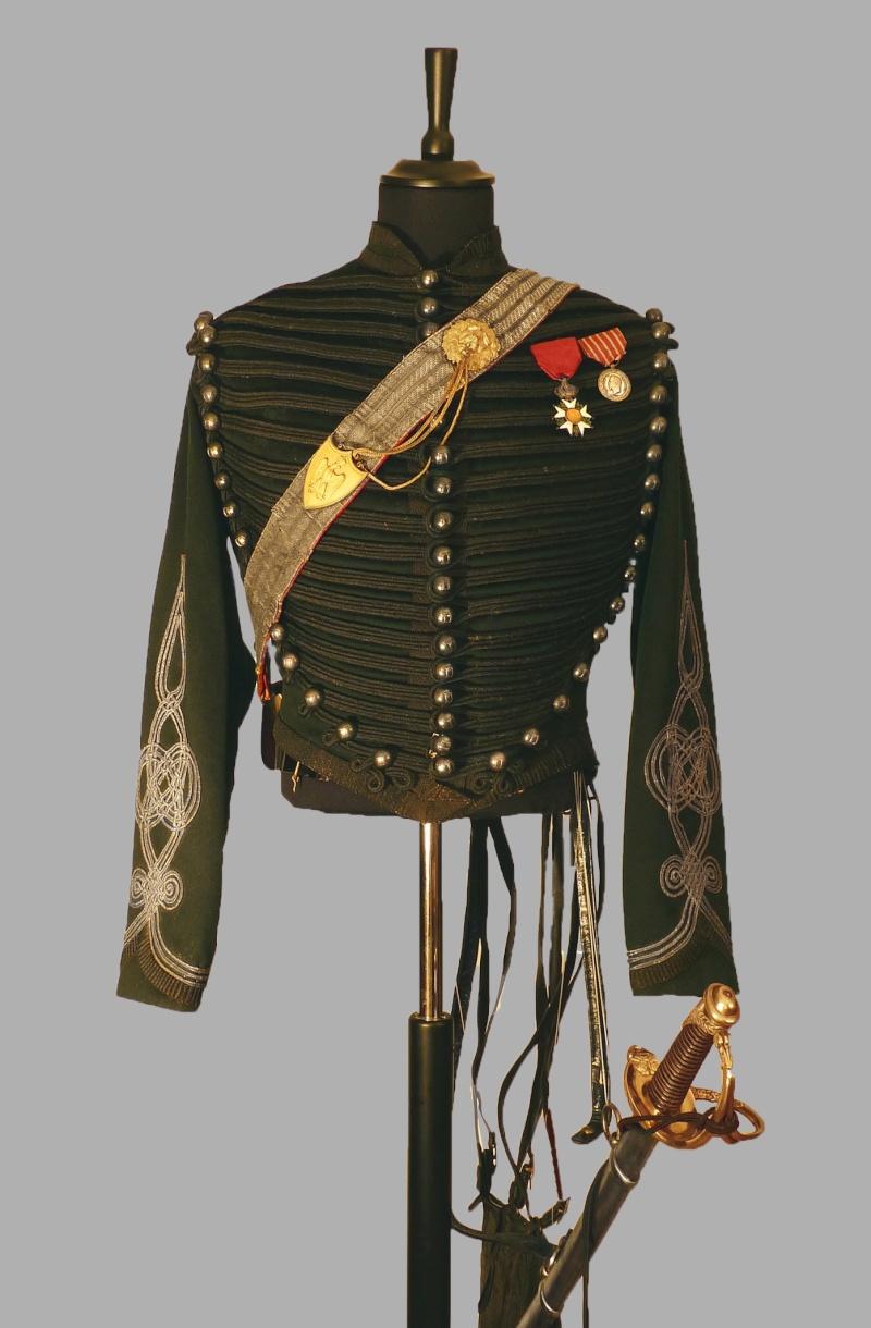 Ma petite collection: Officiers de Cavalerie Sans_t10