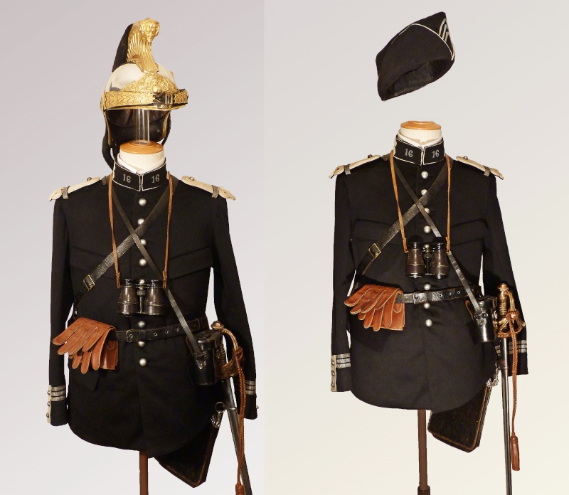 Ma petite collection: Officiers de Cavalerie Sans_t12