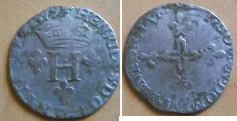 Double sol parisis du 2ème type au nom de HENRI III? Henry_11