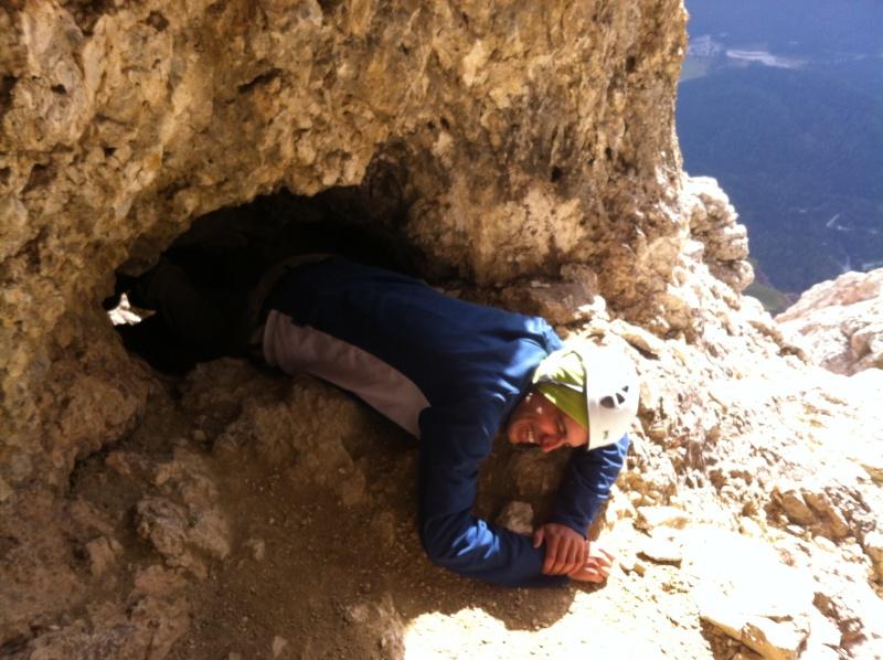 [Pale di San Martino] Cimon della Pala (3184 m) Img_0410