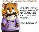 Joyeux anniversaire ZELIE  Gateau12