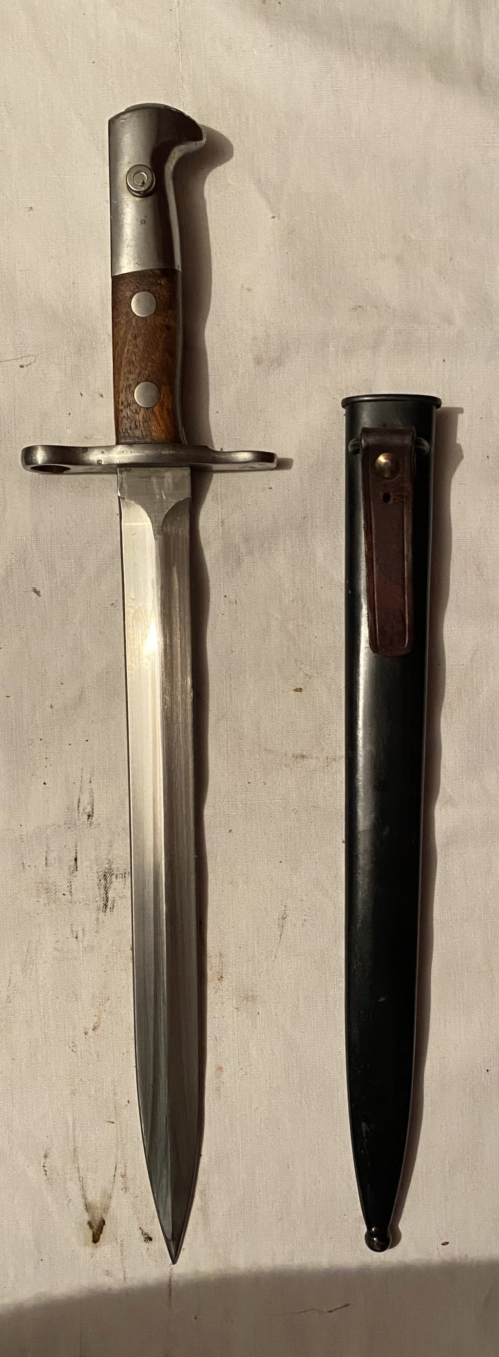 52 armes blanches ! Baïonnettes, dagues, toutes nationalités et époques ! Part 1 19_210