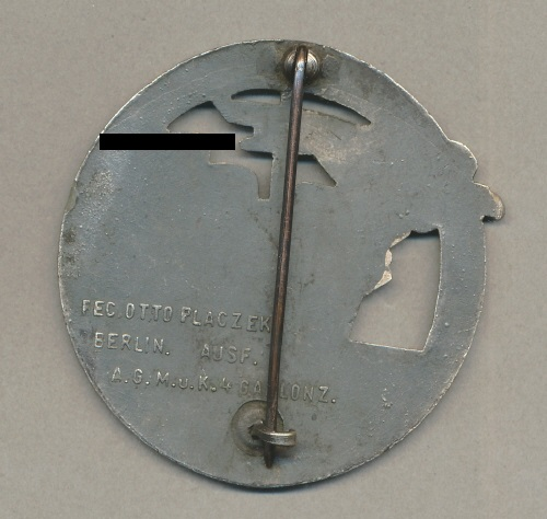 Insigne Kriegsmarine briseur de blocus  20539610