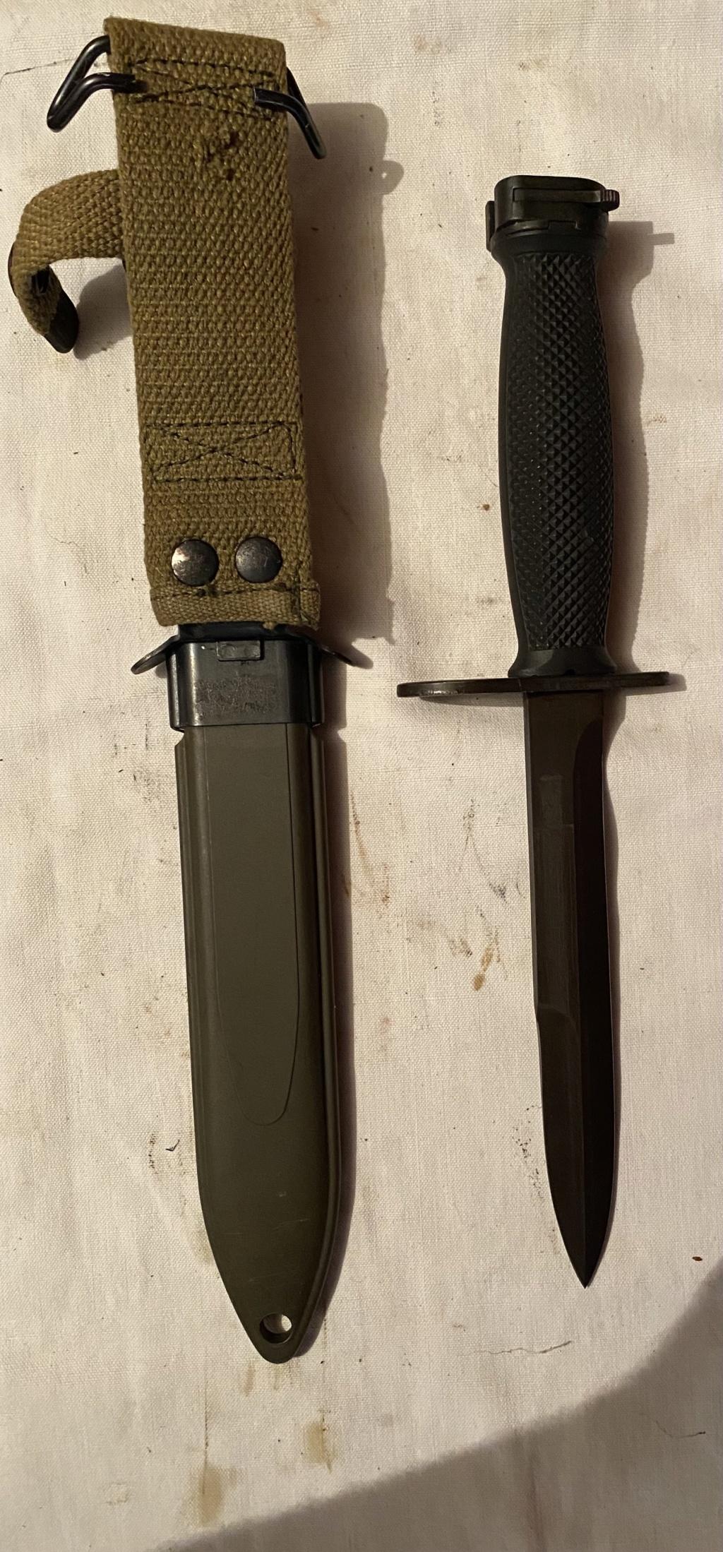 52 armes blanches ! Baïonnettes, dagues, toutes nationalités et époques ! Part 2 32_210