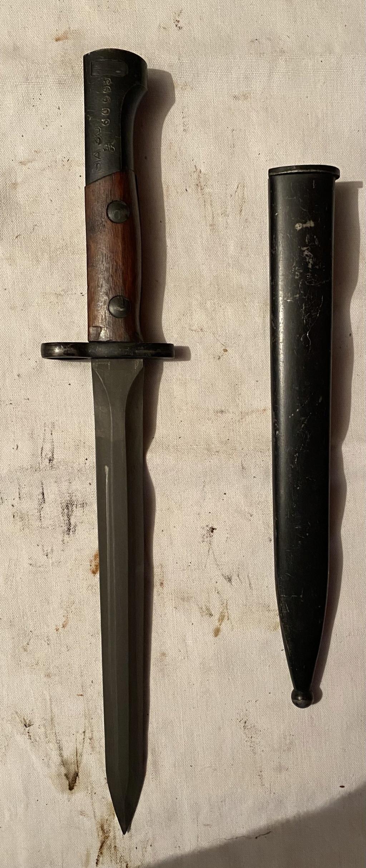52 armes blanches ! Baïonnettes, dagues, toutes nationalités et époques ! Part 2 42_110