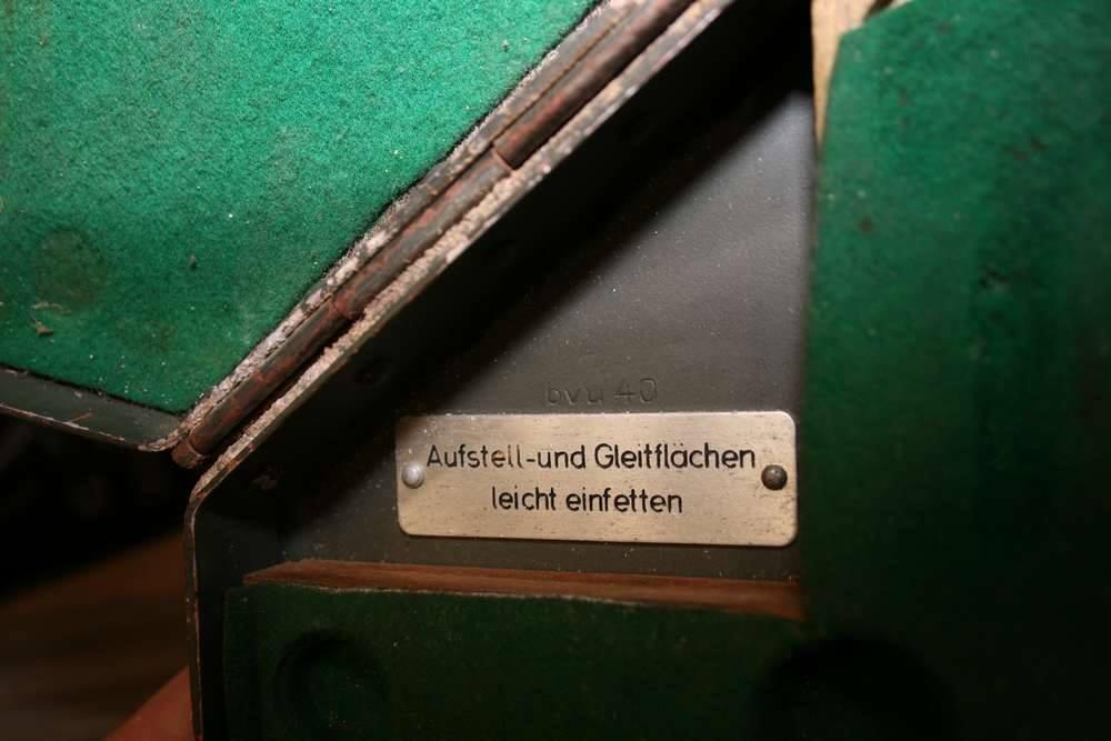 Instrument de mesure allemand. Artillerie ?  Génie ? 43635810