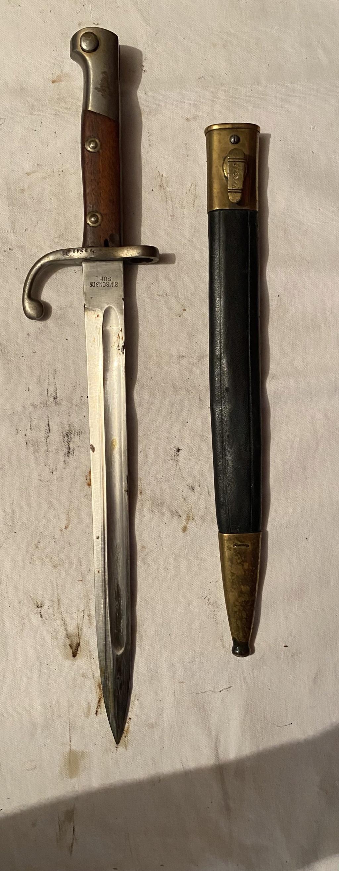52 armes blanches ! Baïonnettes, dagues, toutes nationalités et époques ! Part 2 43_110