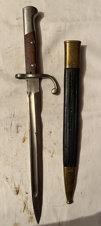 52 armes blanches ! Baïonnettes, dagues, toutes nationalités et époques ! Part 2 43_210