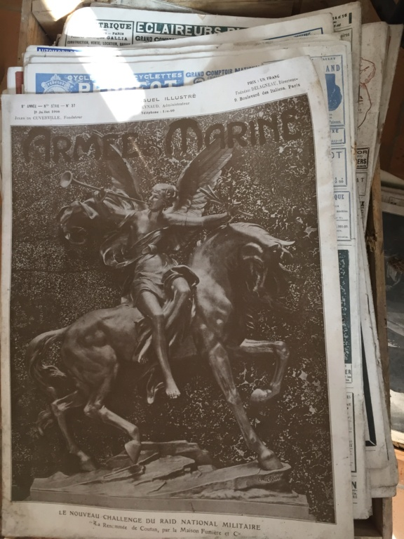 Estimation: Journaux «L'Illustration» et «Armée et Marine» 5400f910