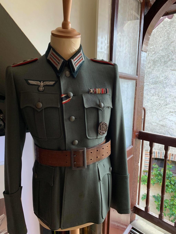 Quelques récentes rentrées, uniforme et baïonnette K98 !  - Page 2 58570810