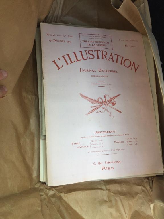 Estimation: Journaux «L'Illustration» et «Armée et Marine» 62888f10