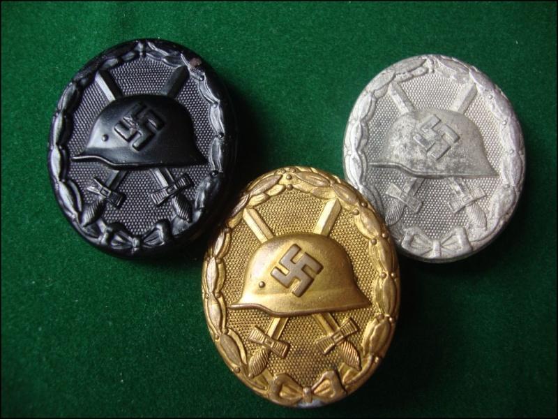 Vos décorations militaires, politiques, civiles allemandes de la ww2 Captur28