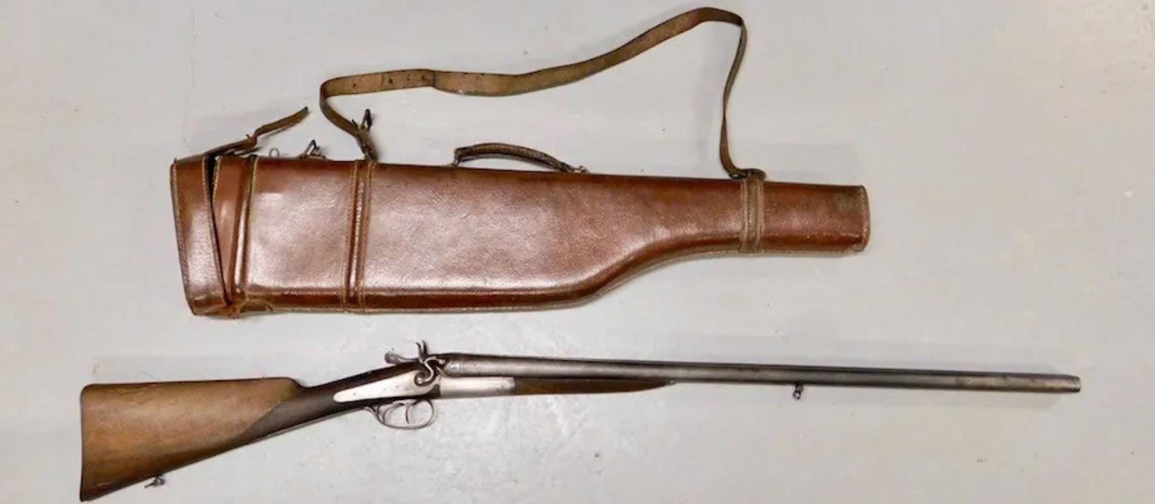 Estimation fusil de chasse double, à percussion centrale Captur41