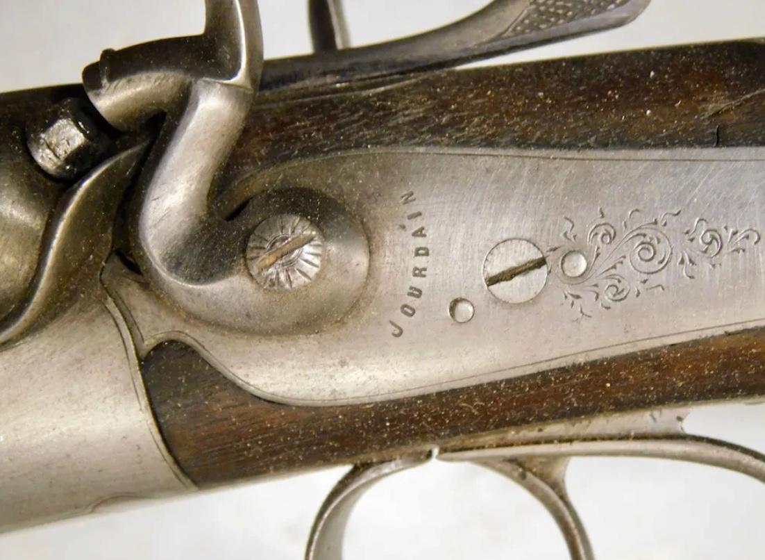 Estimation fusil de chasse double, à percussion centrale Captur42
