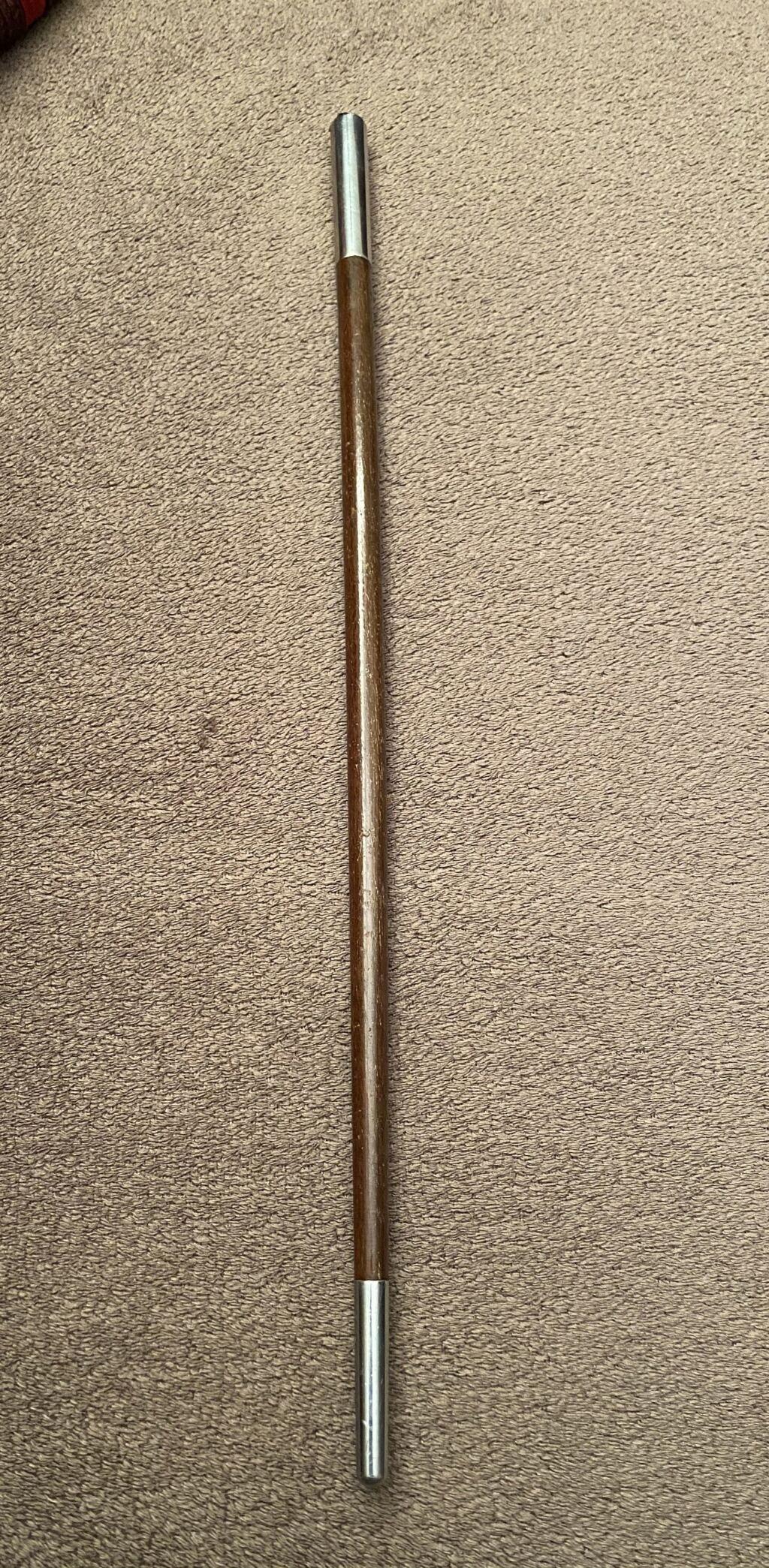 Insigne inconnu sur bâton de commandement  Cddb1a10