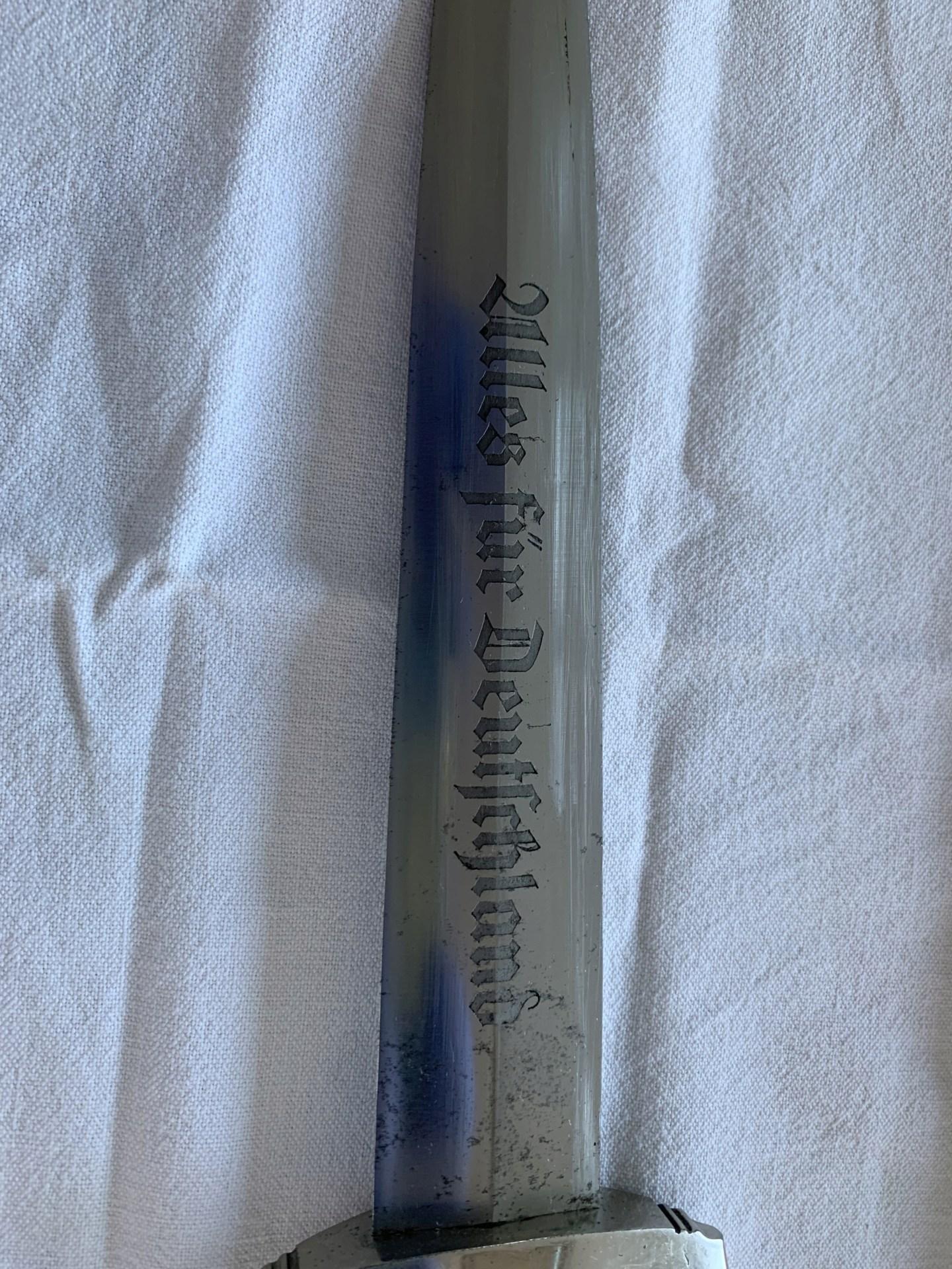 Dague NSKK pour authentification et estimation Img_1514