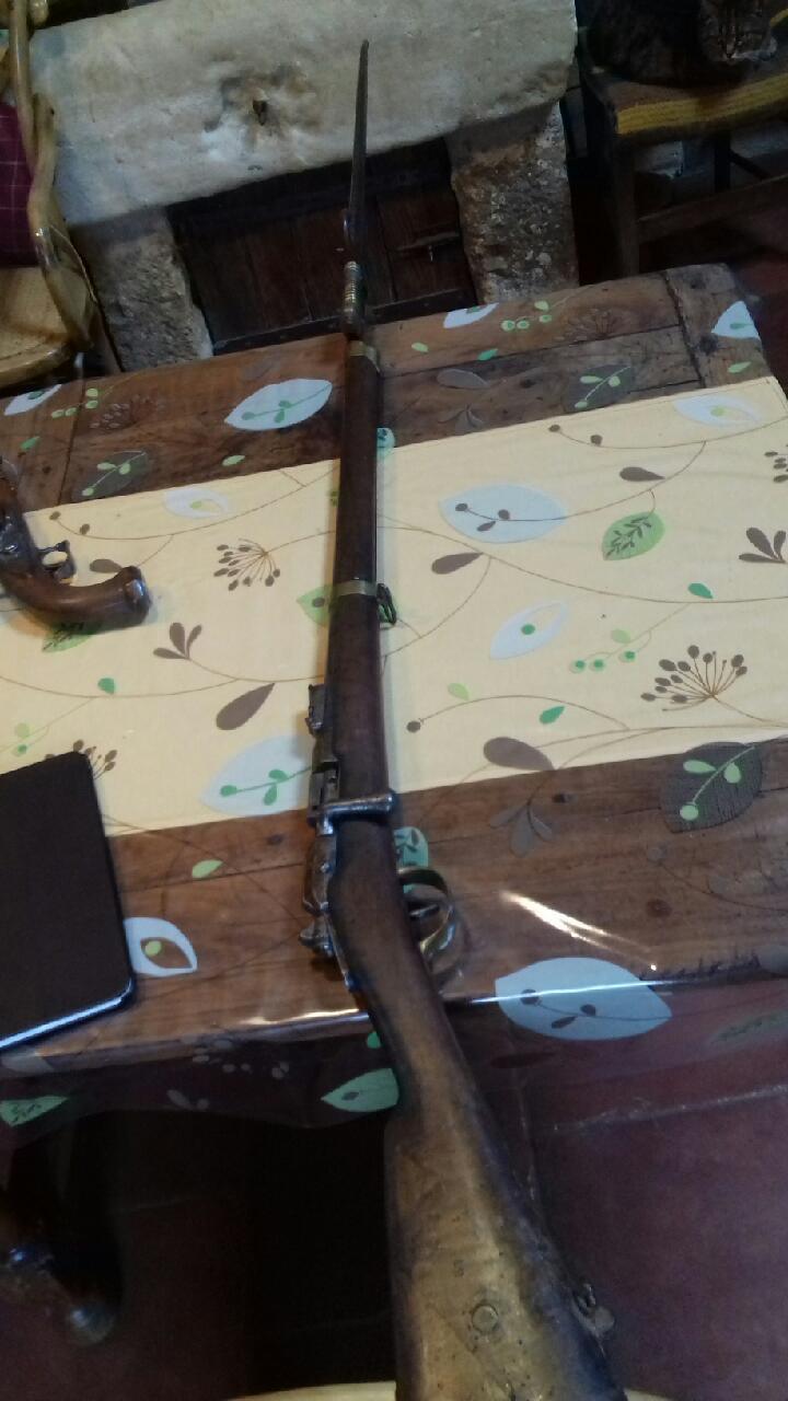 Lot de 4 armes à feu pour identification et estimation Img_2013