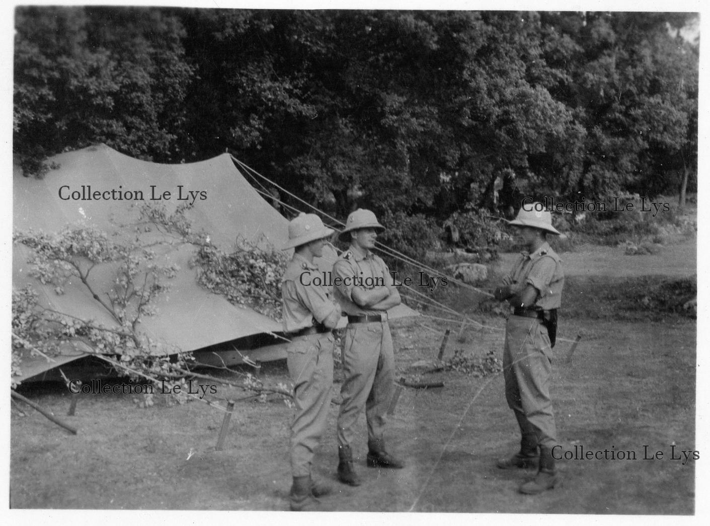 Rares photos Sturmbrigade Reichsführer-SS en Corse !  Scan1513