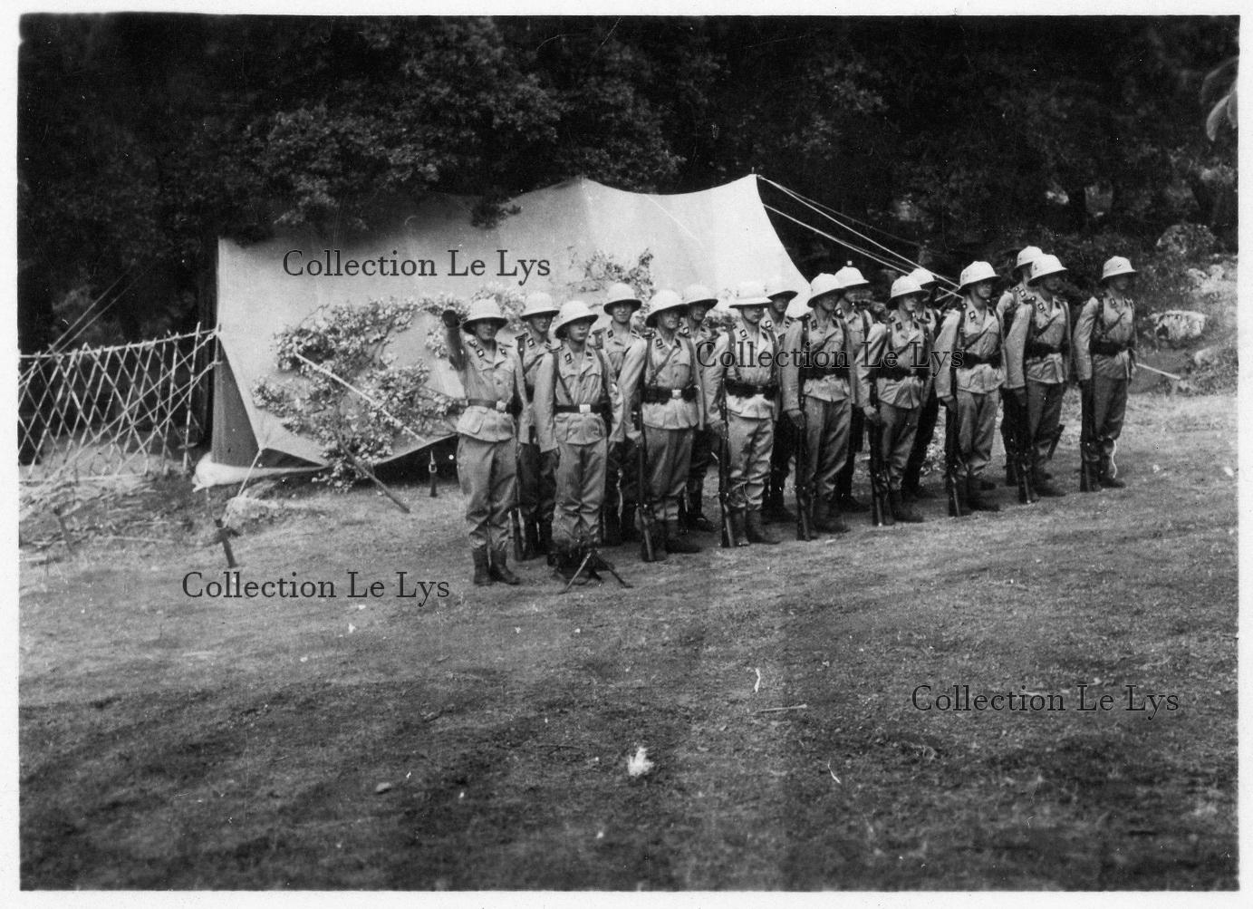 Rares photos Sturmbrigade Reichsführer-SS en Corse !  Scan1514
