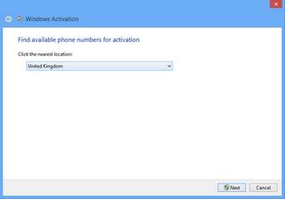 Activate Windows 8 ( via Phone ) - Request Here! 910