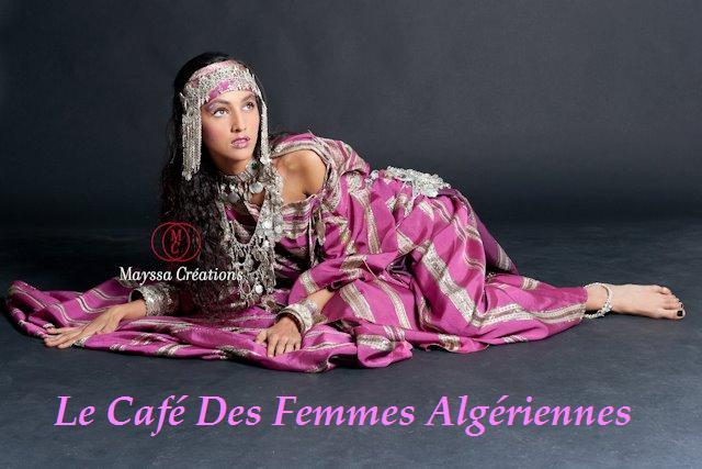 Le Café Des Femmes Algériennes