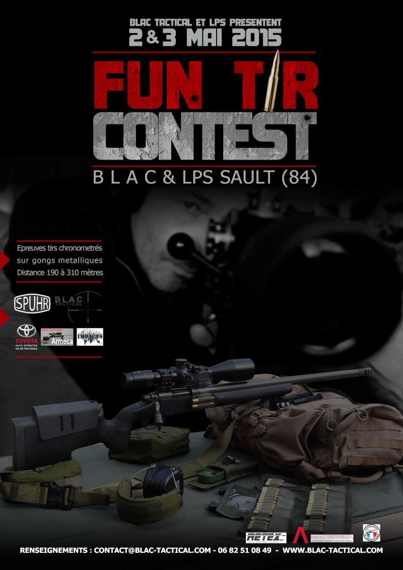 B L A C & LPS SAULT Fun Rifle Contest 2015 - Page 3 Affich10