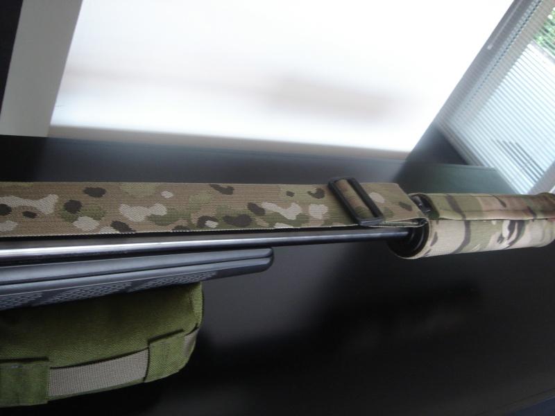 Utilisation de la Housse Thermique de silencieux  Dsc05845