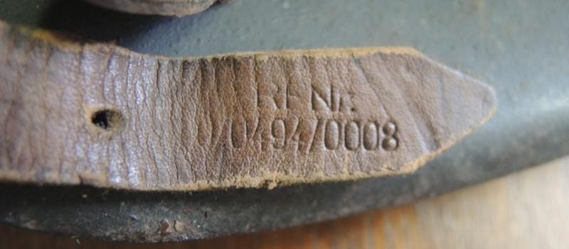 La jugulaire du casque allemand Dscn7023