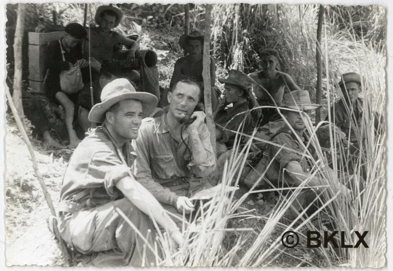 Nghia Lo - Octobre 1951. 2e BEP 1210