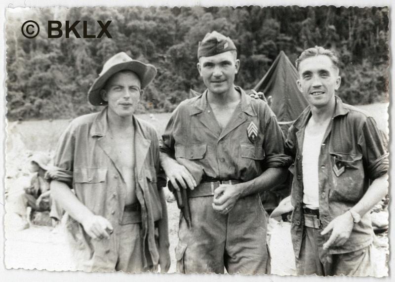 Nghia Lo - Octobre 1951. 2e BEP 2410