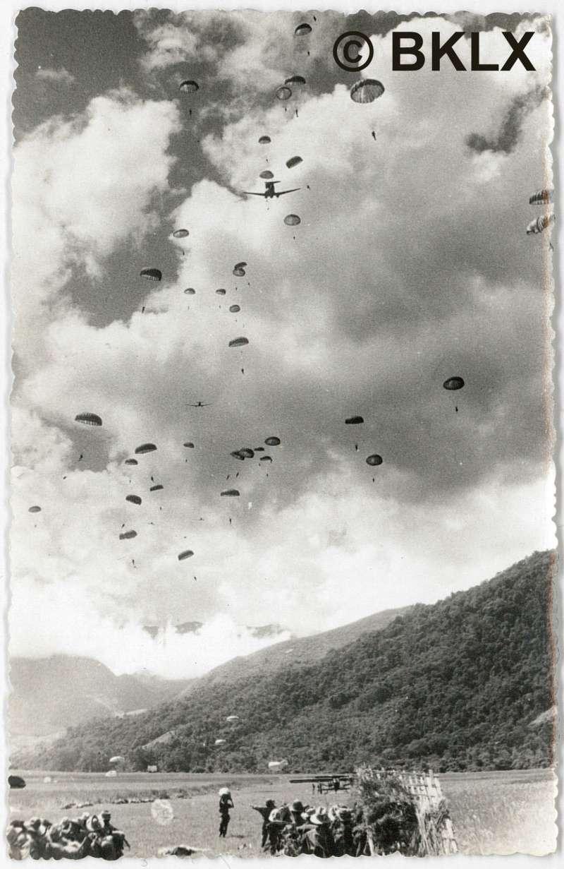 Nghia Lo - Octobre 1951. 2e BEP 3010
