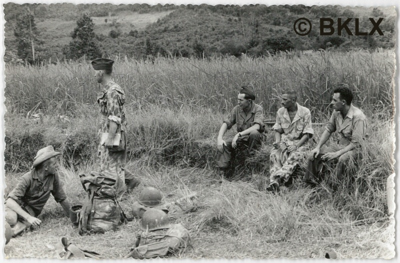 Nghia Lo - Octobre 1951. 2e BEP 4810
