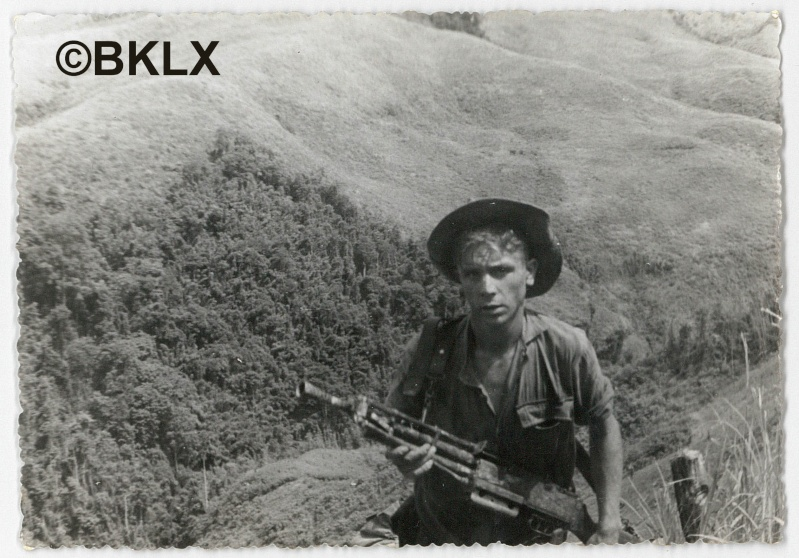 Nghia Lo - Octobre 1951. 2e BEP 4910