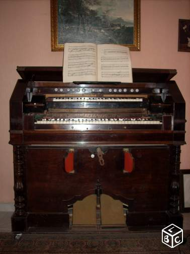 "Harmonium "" MARTIN DE PROVINS & BOURLET "" Mart_p10"