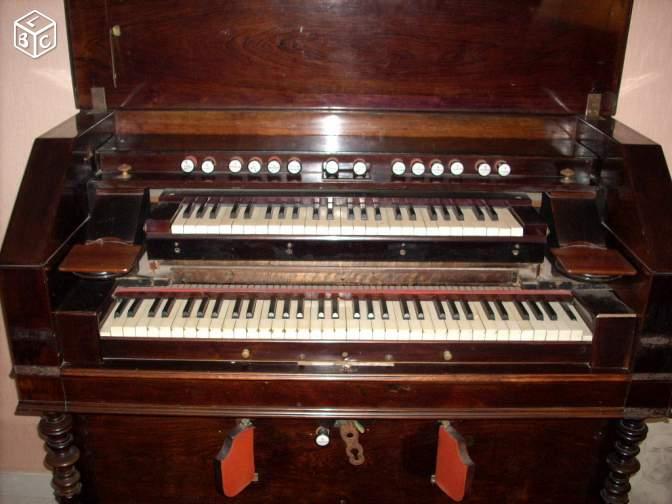 "Harmonium "" MARTIN DE PROVINS & BOURLET "" Mart_p11"