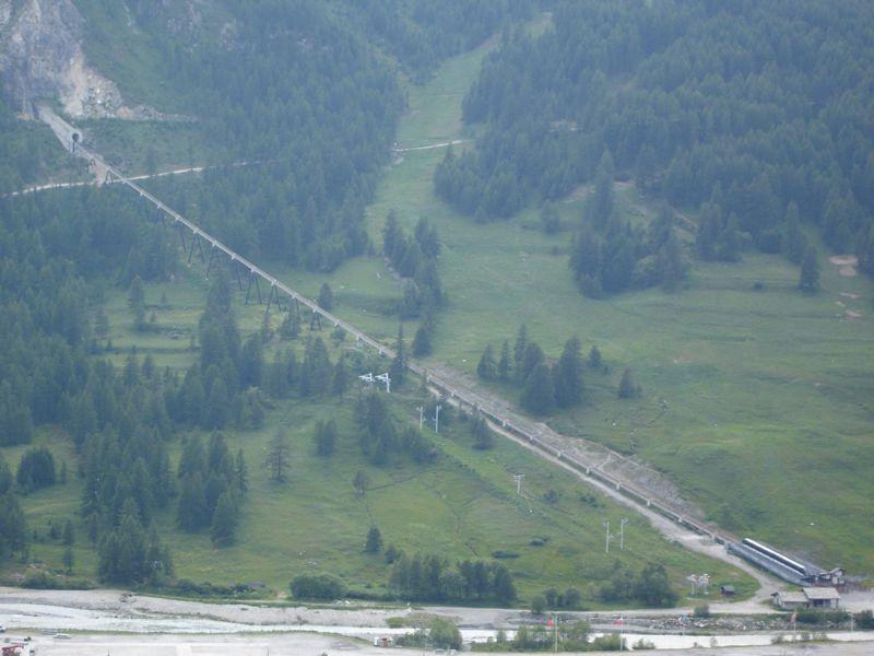 [Val d'Isère] Histoire du Funival Dsc02410