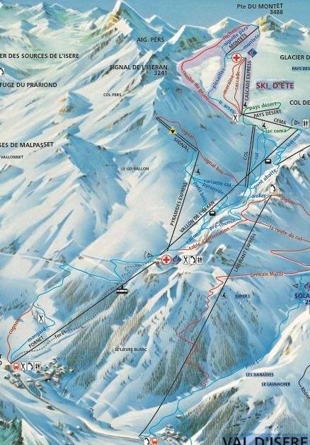 [Val d'Isère] Données sur les pistes Killyi10