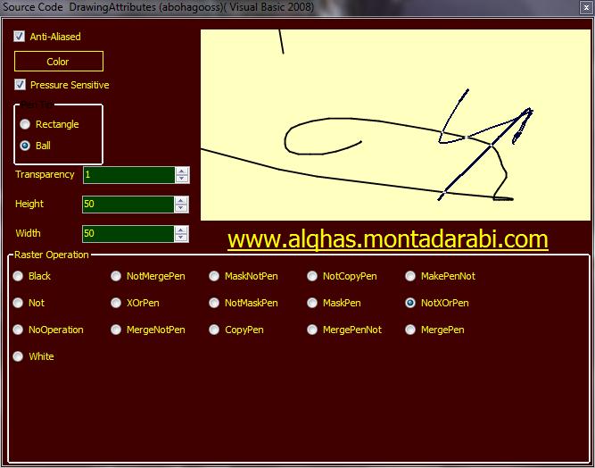 Source Code  DrawingAttributes (abohagooss)( Visual Basic 2008) Ououoo18