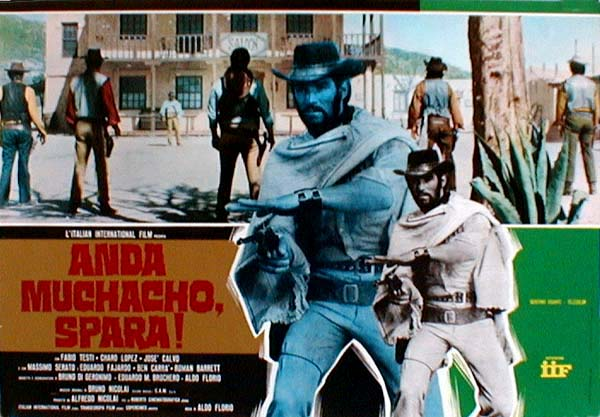 Ma dernière balle sera pour toi ( Anda Muchacho, spara ! ) -1971- Aldo FLORIO Andamu10