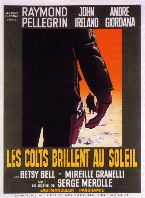 Les Colts brillent au Soleil - Quanto Costa A Morire - 1968 - Sergio Merolle Scan1i10