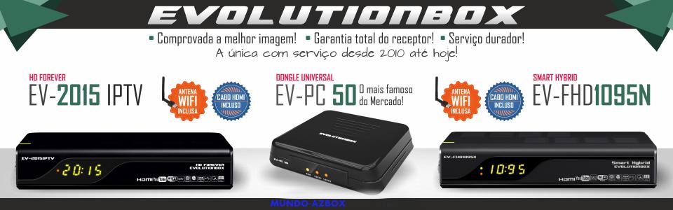 Bomba Evolutionbox Lança Dongle pra salvar aparelhos no escuro. Vem ai Dongle PC 50. Sem_ty10