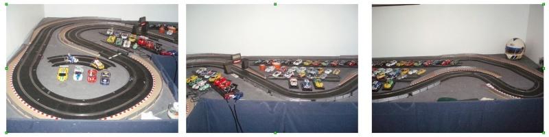 Ronnie31 - Arrivée des voitures - Présentation du circuit Circui10