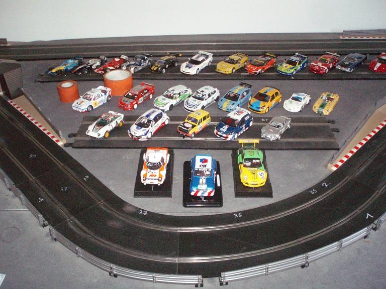 Ronnie31 - Arrivée des voitures - Présentation du circuit P1010311