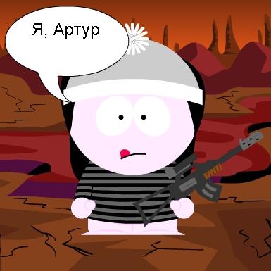 Создай своего персонажа из South Park Sp-stu10