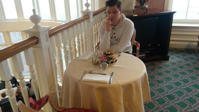 TR séjour du 16 au 19 février: 1 nuit au Relais Spa et Séjour magique au Disneyland hôtel - Page 4 20150249