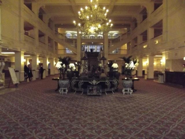TR séjour du 16 au 19 février: 1 nuit au Relais Spa et Séjour magique au Disneyland hôtel Dscf4310