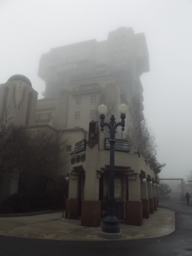 TR séjour du 16 au 19 février: 1 nuit au Relais Spa et Séjour magique au Disneyland hôtel - Page 4 Dscf4722