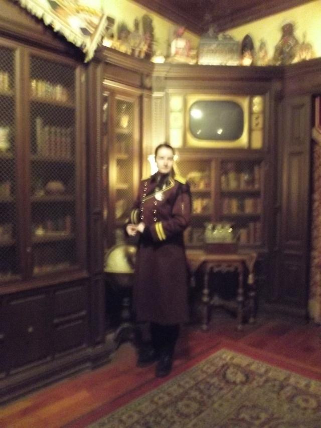 TR séjour du 16 au 19 février: 1 nuit au Relais Spa et Séjour magique au Disneyland hôtel - Page 4 Dscf4732
