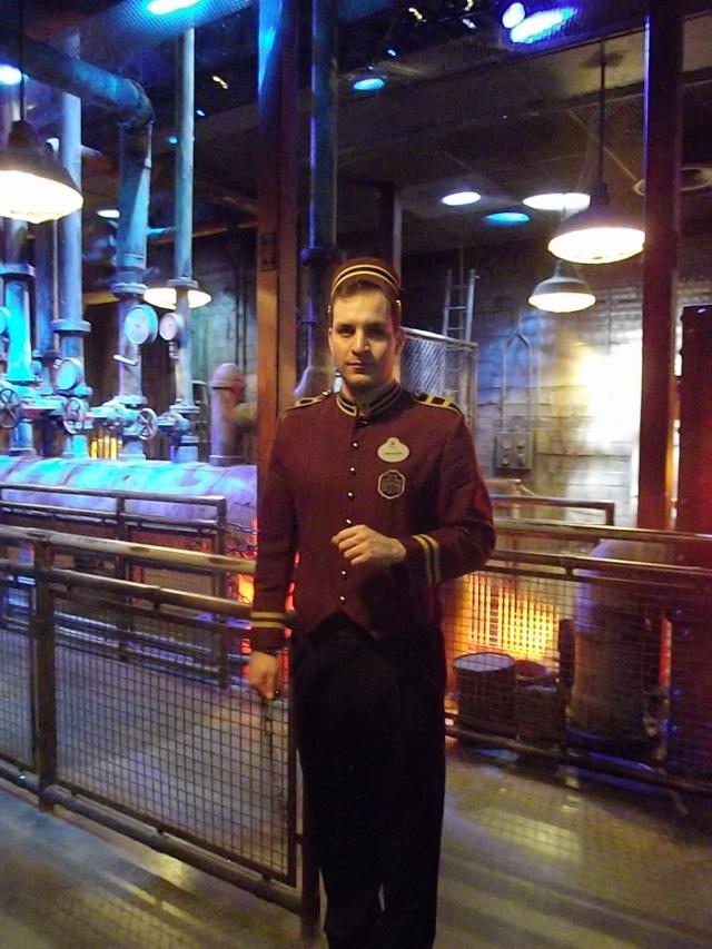 TR séjour du 16 au 19 février: 1 nuit au Relais Spa et Séjour magique au Disneyland hôtel - Page 4 Dscf4734