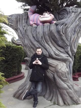 TR séjour du 16 au 19 février: 1 nuit au Relais Spa et Séjour magique au Disneyland hôtel Dscf5112